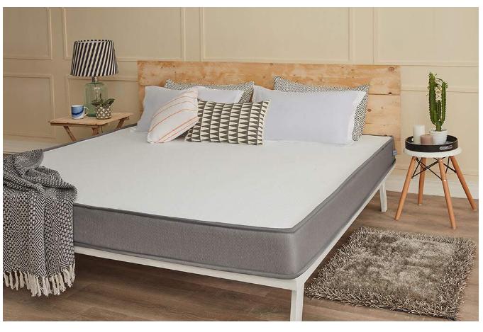 Wakefit Dual Comfort Mattress - Hard & Soft, Queen B