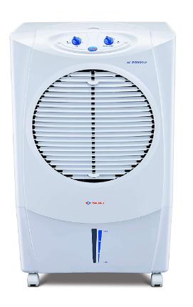 3. Bajaj 95 L Desert Air Cooler (White, Black, DMH95)