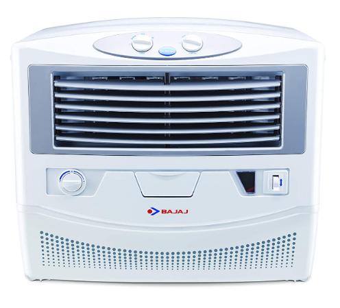 7. Bajaj MD2020 54-litres Window Air Cooler (White) - for Medium Room