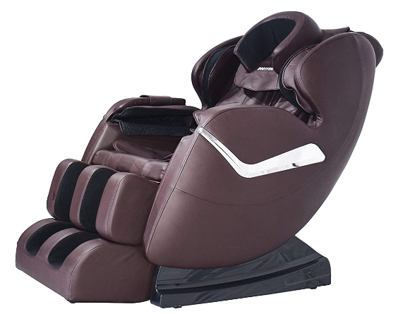 Full 3D Black Massage Chair